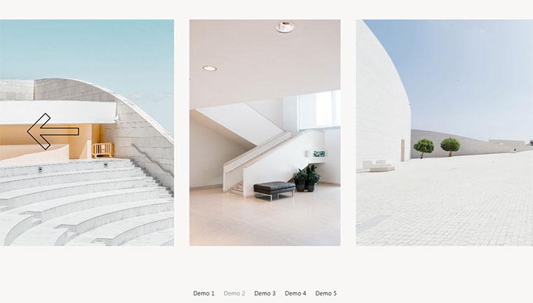 5款酷炫的html5自定义鼠标光标样式美化特效