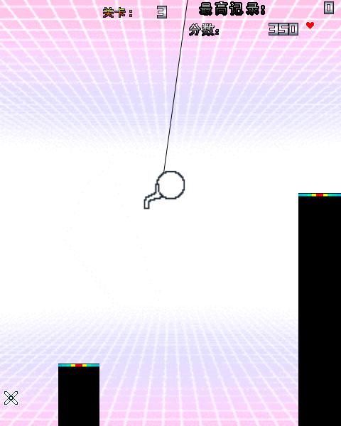 手机微信js小游戏《命悬一线》代码