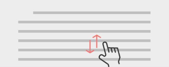 手机移动端上滑显示更多内容js代码
