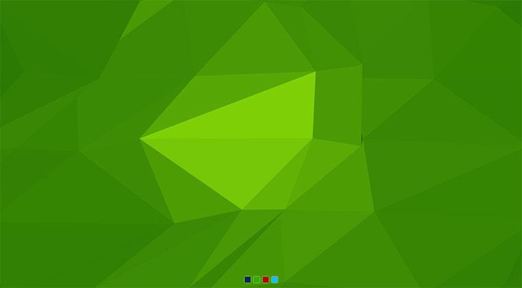 jQuery+html5 canvas酷炫3D多边形背景动画特效