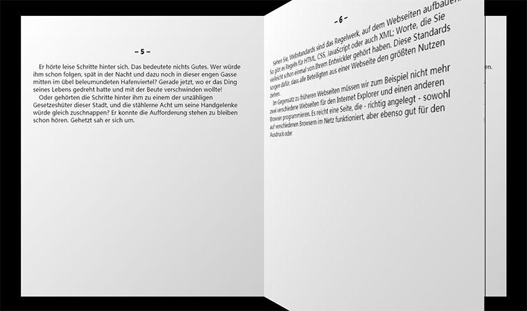 jQuery全屏电子杂志书本翻页预览代码