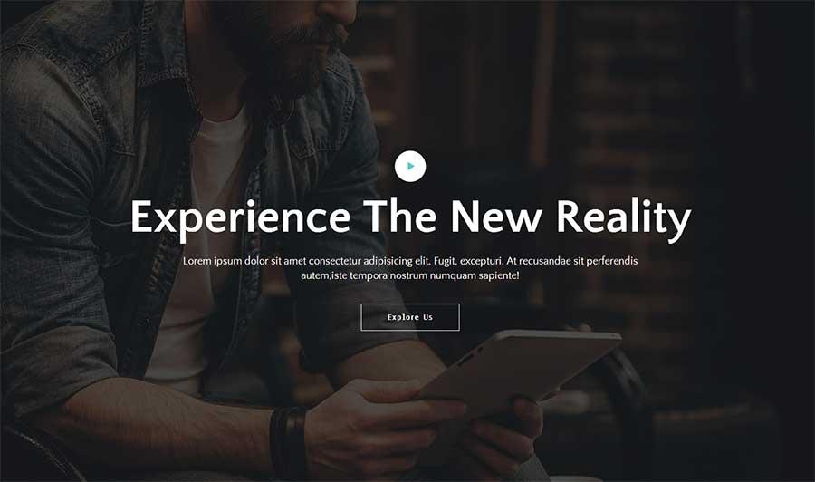 html5响应式产品创意设计营销公司网站模板