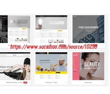 WordPress RT-theme主题 外贸产品展示企业网站模板 带手机站